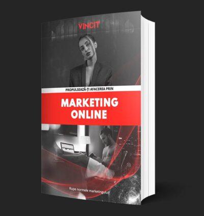 Cartea Vincit.Ro Propulseaza-ti afacerea in lumea marketingului online