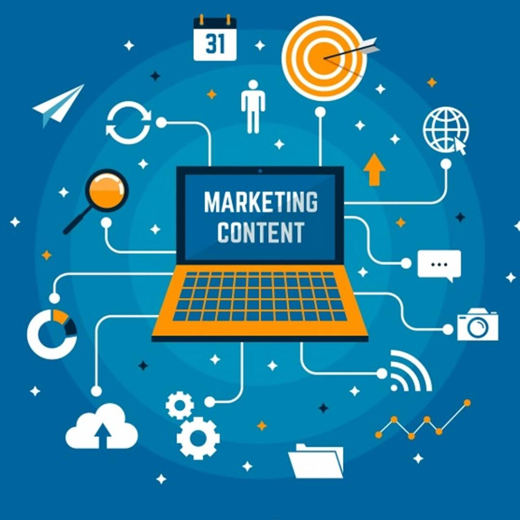 Content Digital Marketing